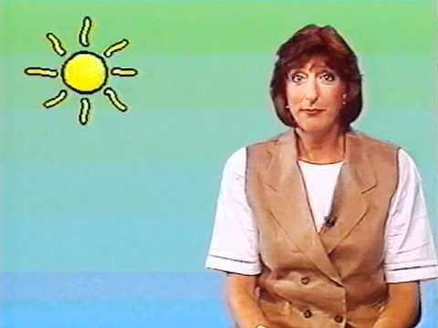 Marga van Praag Het jeugdjournaal televisie vroeger