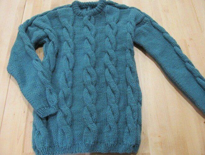 Je jong voelen in je favoriete trui... negen dagen lang!