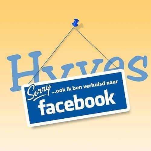 facebook-hyves vroeger