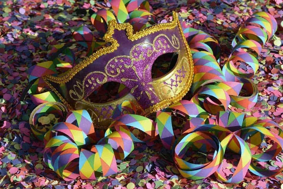 Carnaval kostuums