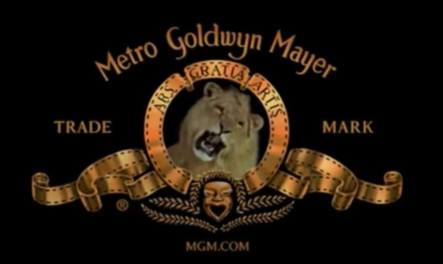 MGM film intro leeuw