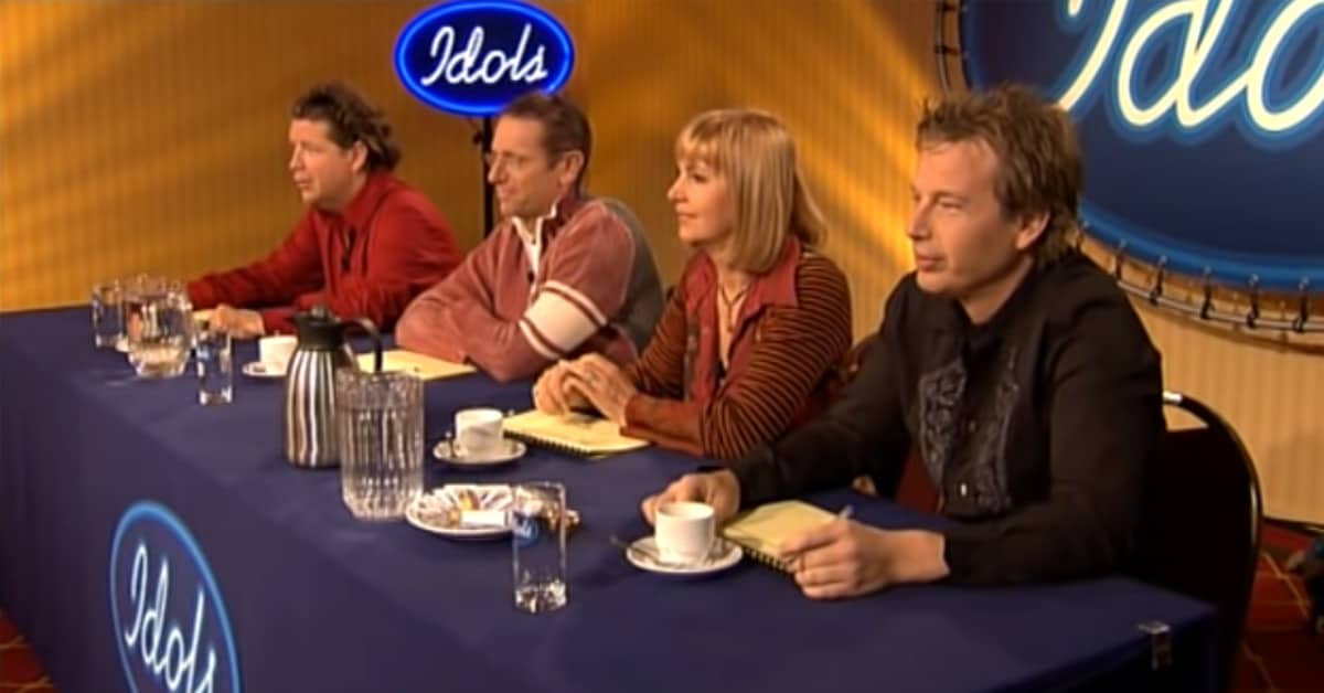 Idols 1 jury