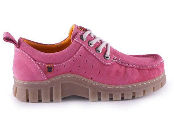 MAG schoenen ventilatiegaatjes