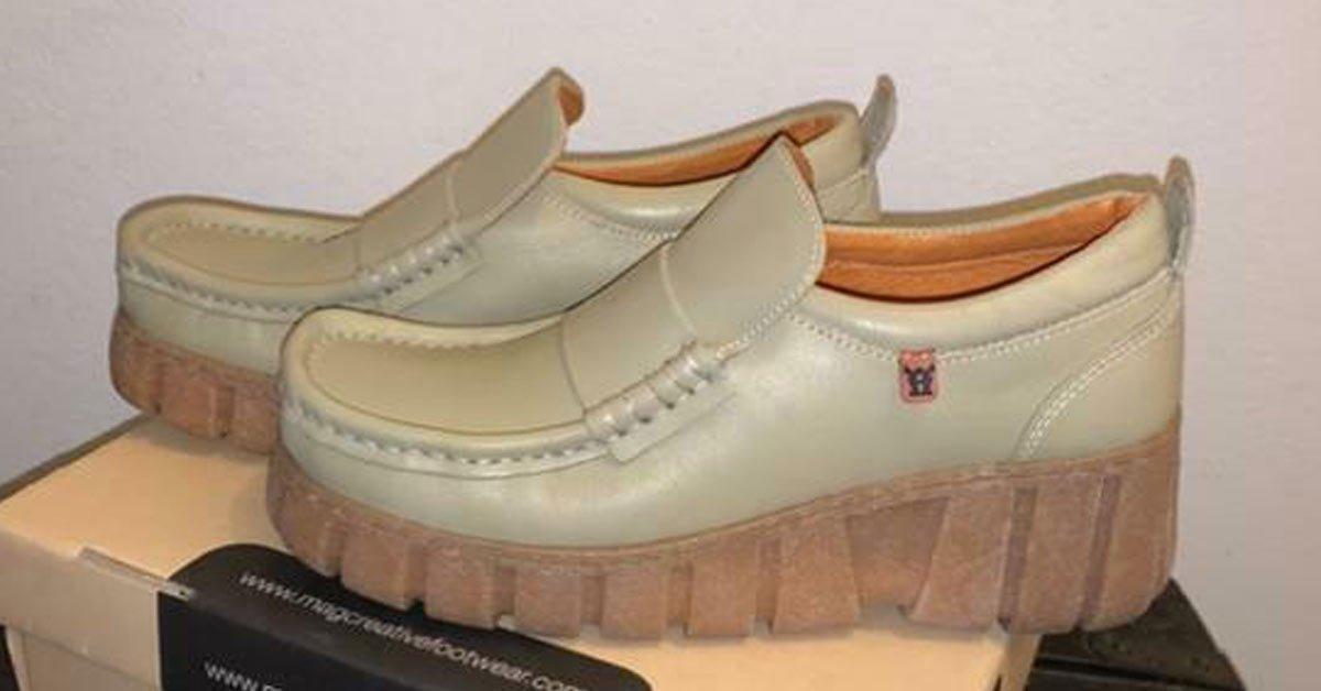 Mag schoenen vroeger 90s