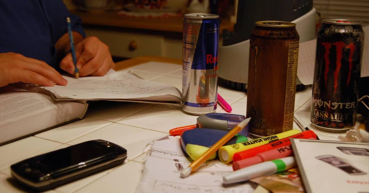 Examen tentamen vroeger studeren