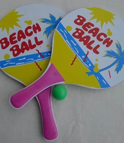 Vakantie-beachball