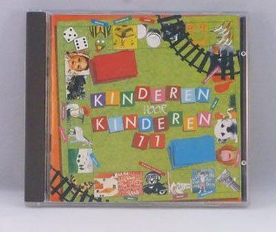 Vakantie-kinderen-voor-kinderen-cd