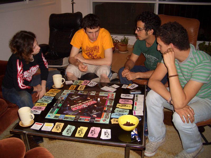 Monopoly regels bespreken
