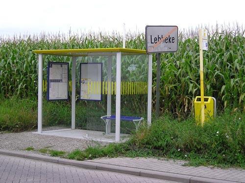 bushalte-dorp