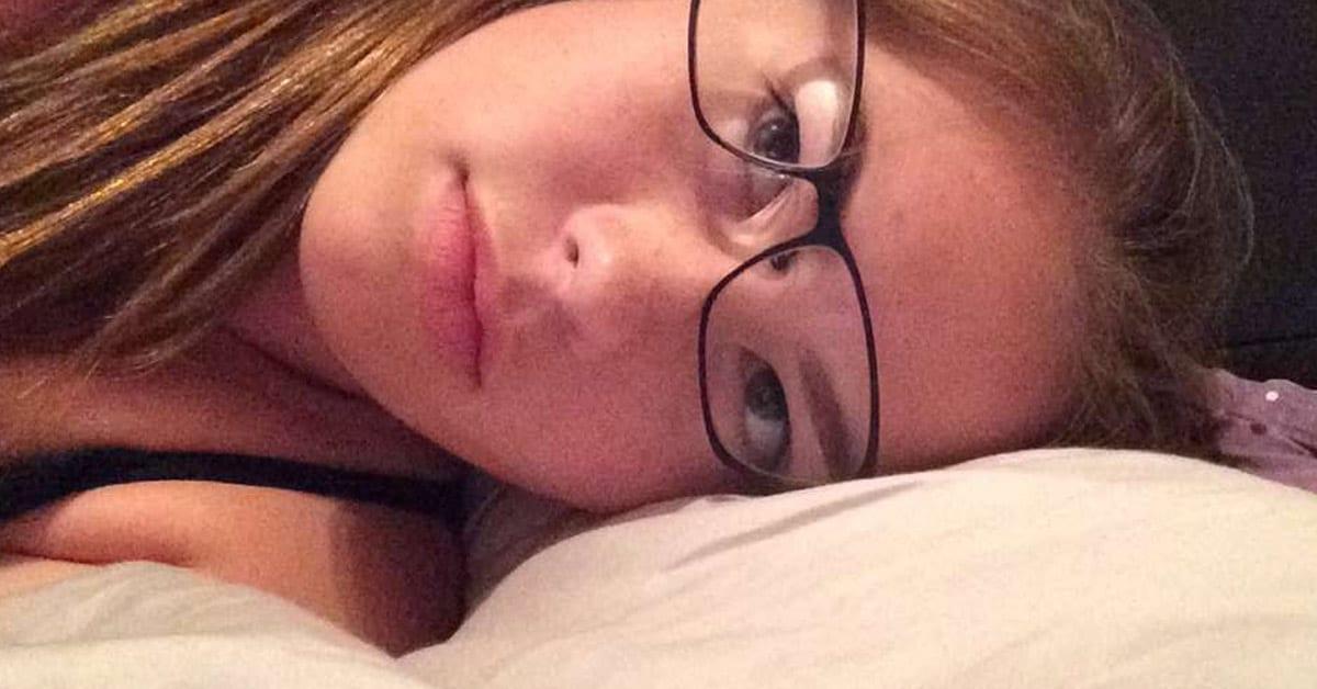Bril dragen frustraties brildragers liggen slapen