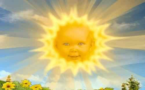 Teletubbies zon 1