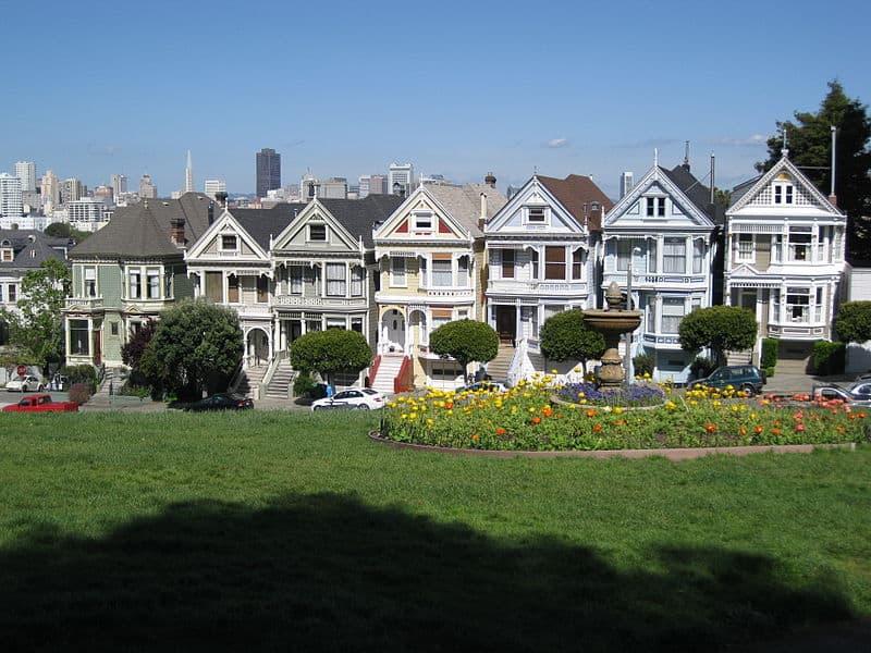 Full House huizen serie televisie vroeger