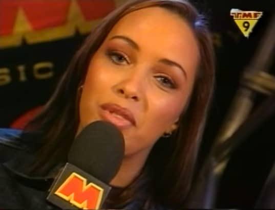 Sonja Silva TMF televisie vroeger