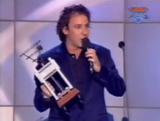TMF Awards Marco Borsato