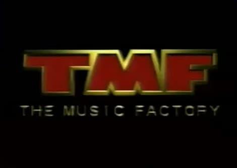 TMF intro logo