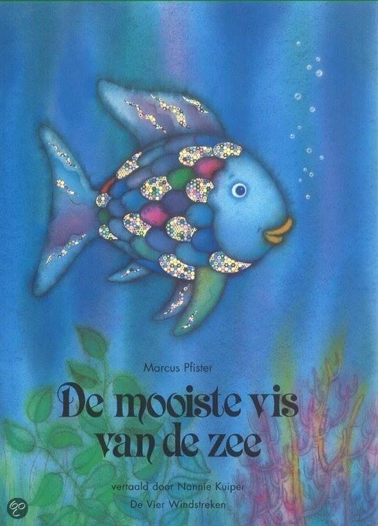 Boek vroeger mooiste vis van de zee