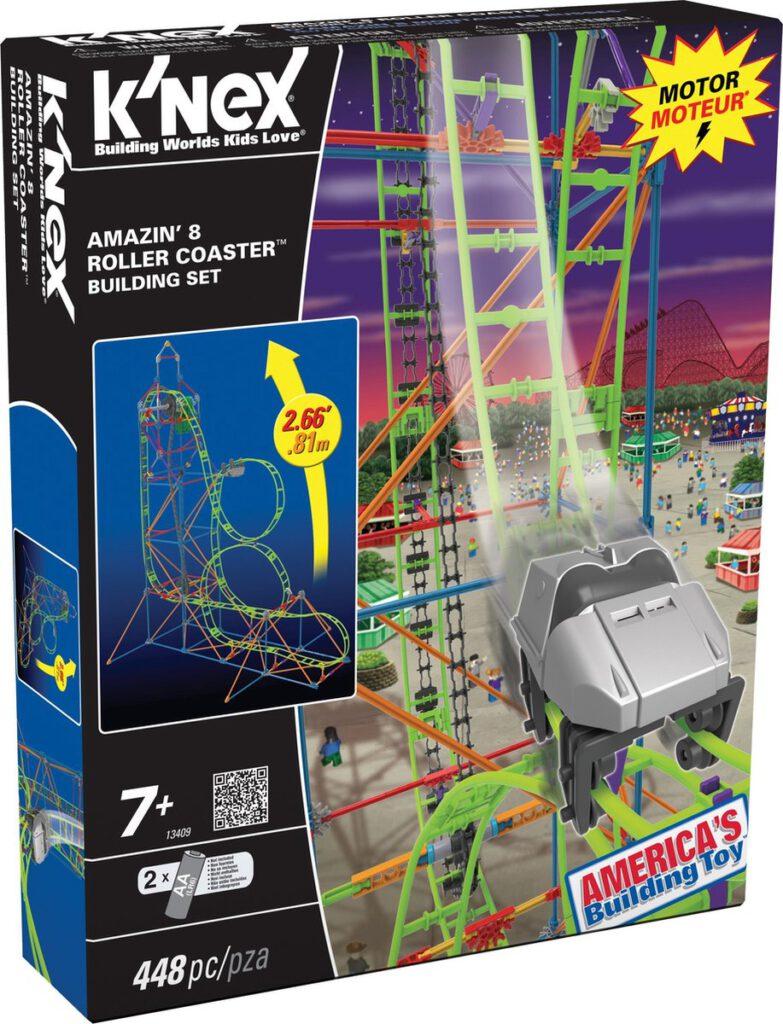 K'NEX achtbaan speelgoed