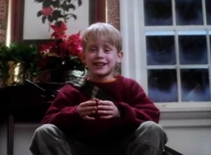 Kevin Home Alone film