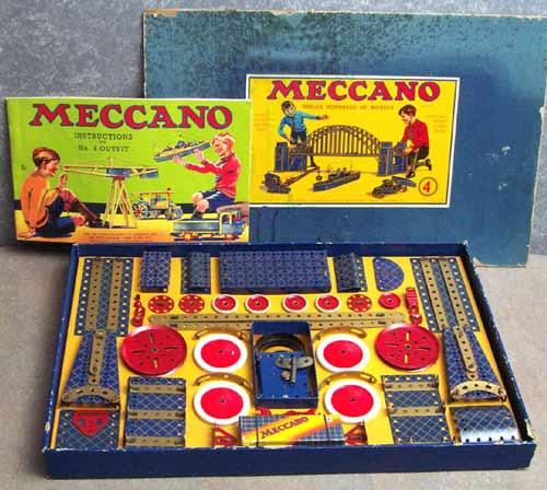 meccano-speelgoed