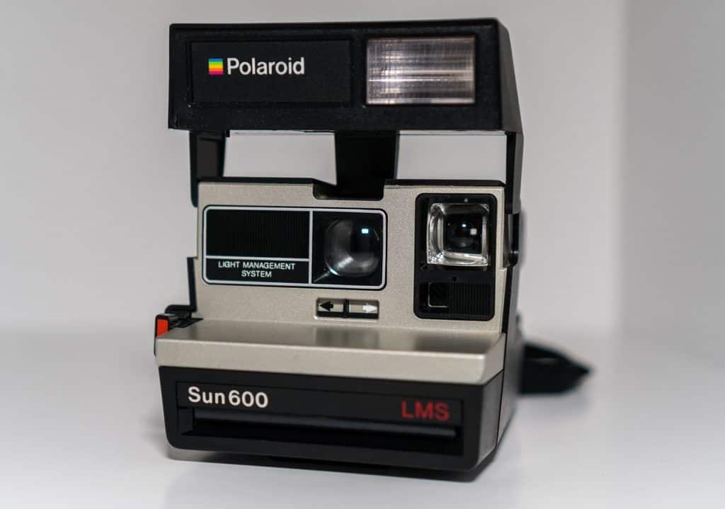Polaroid camera fototoestel vroeger