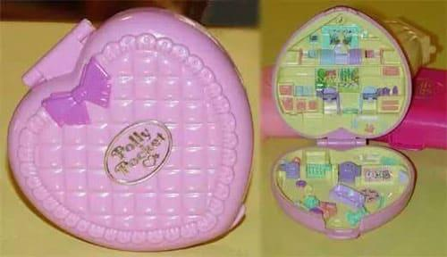 polly pocket speelgoed vroeger