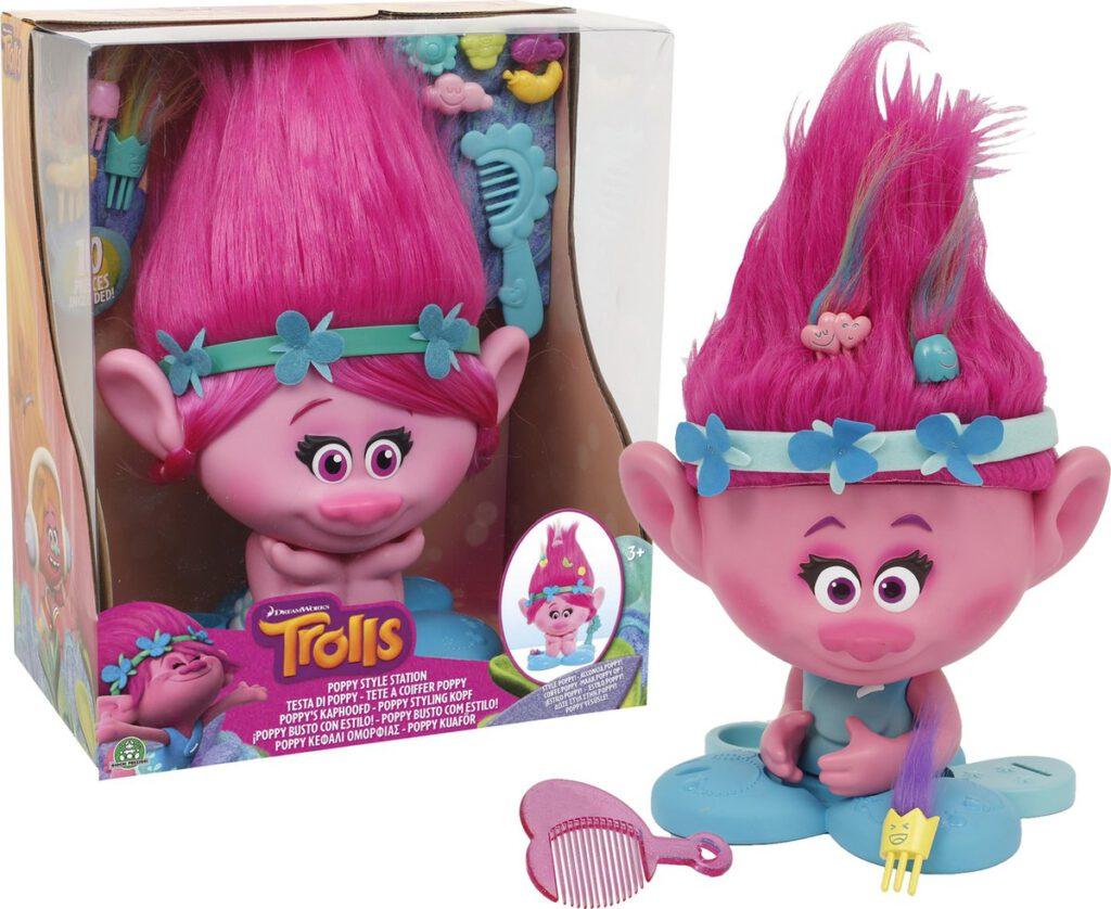Trolls Poppy kapsalon