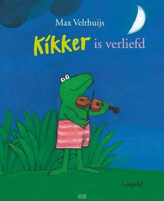 Kikker is verliefd prentenboek