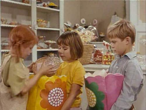 Pippi Langkous kinderen