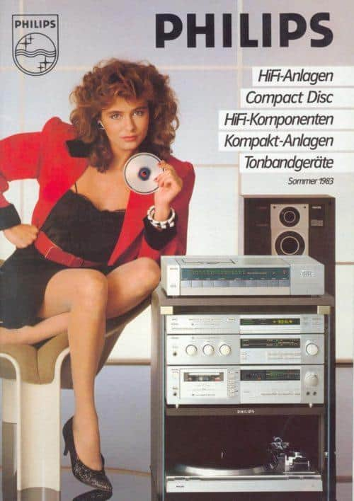 Philips CD speler