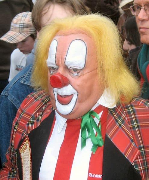 Clown Bassie en Adriaan