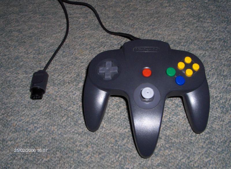 Controller Nintendo 64 spelcomputer