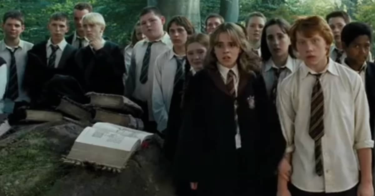 Harry Potter Cast nu