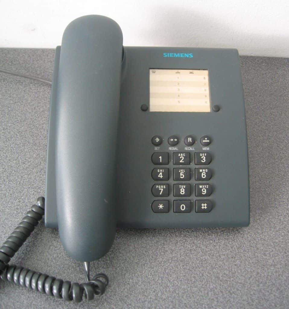 telefoonnummers onthouden
