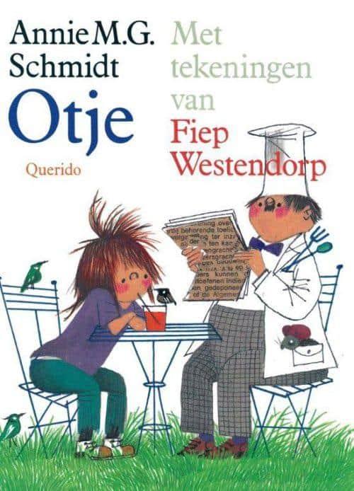Otje boek cover