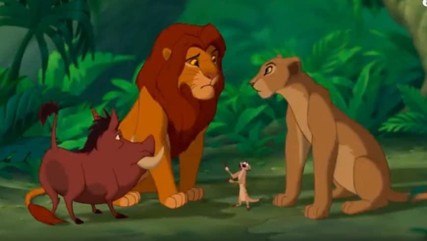 De leeuwenkoning film Lion King
