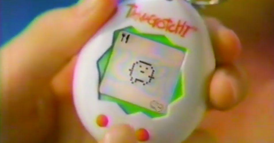 Tamagotchi - Jaren '90 nostalgie