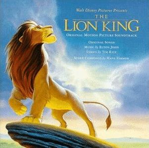 filmmuziek lion king