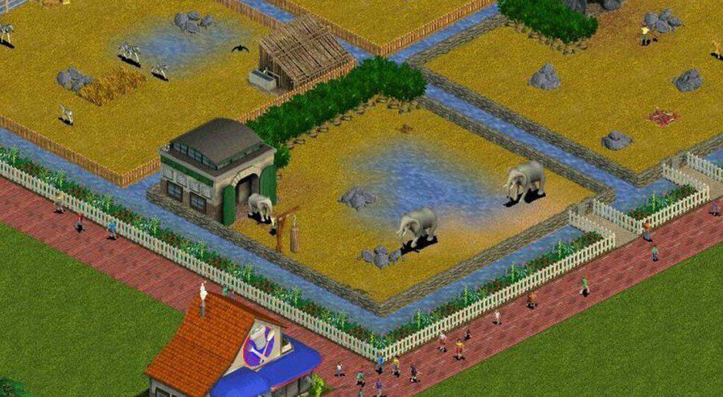 zoo tycoon games