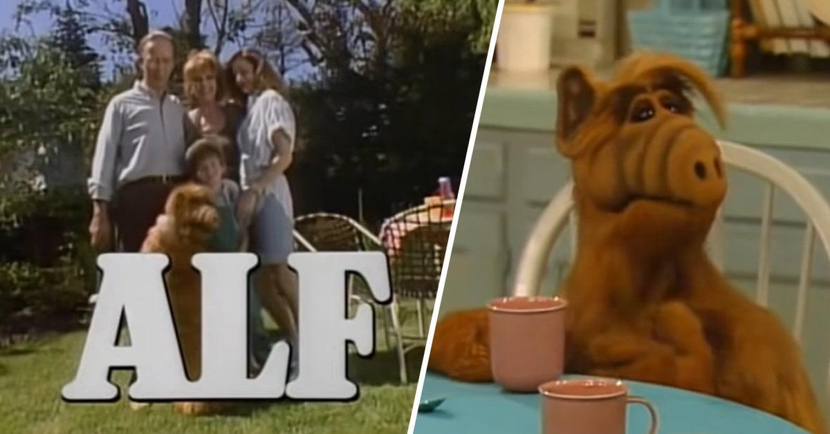 ALF televisieserie comedy vroeger feitjes weetjes