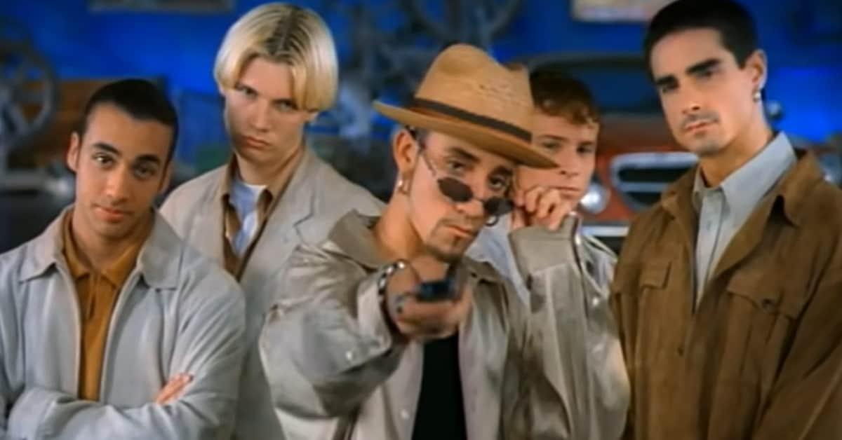Backstreet Boys feat