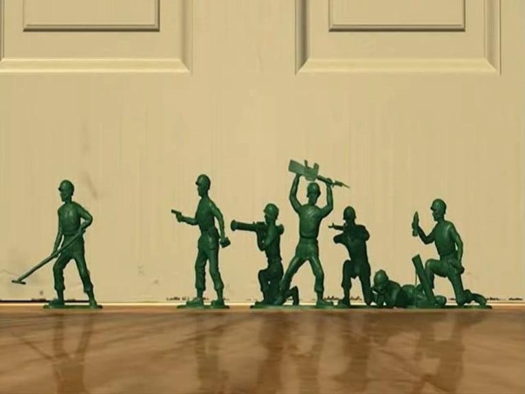 speelgoed soldaatjes toy story