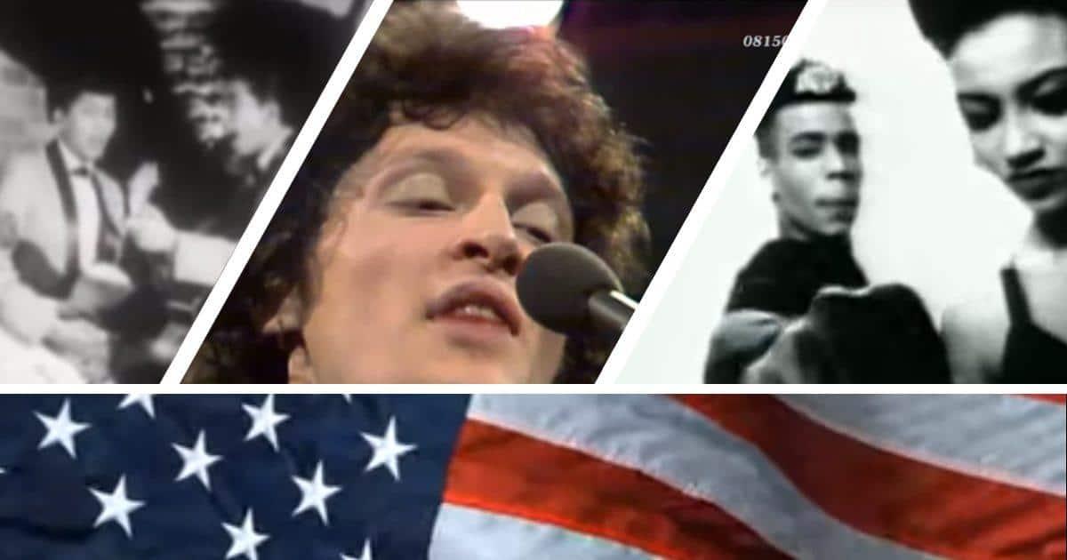 Nederlandse hits in Amerika