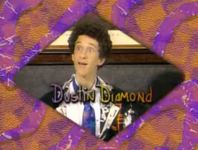 Cast Saved by the bell Screech Dustin Diamond