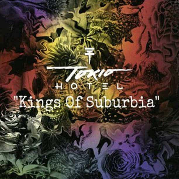 Tokio Hotel Kings of Suburbia album