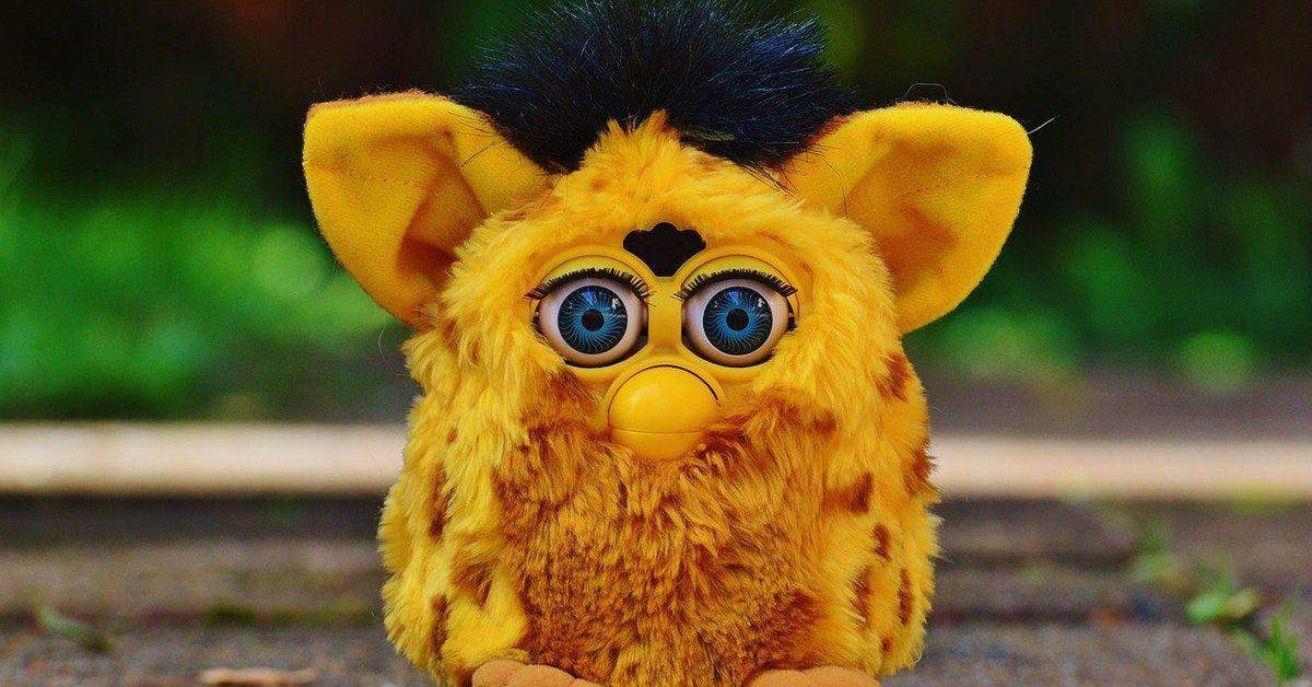 Furby speelgoed
