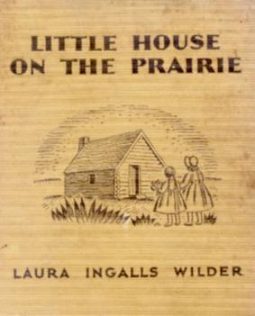 Via: Kleine huis op de prairie (cover)