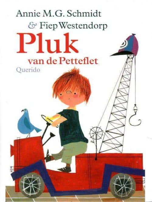 Pluk van de Petteflet kinderboek