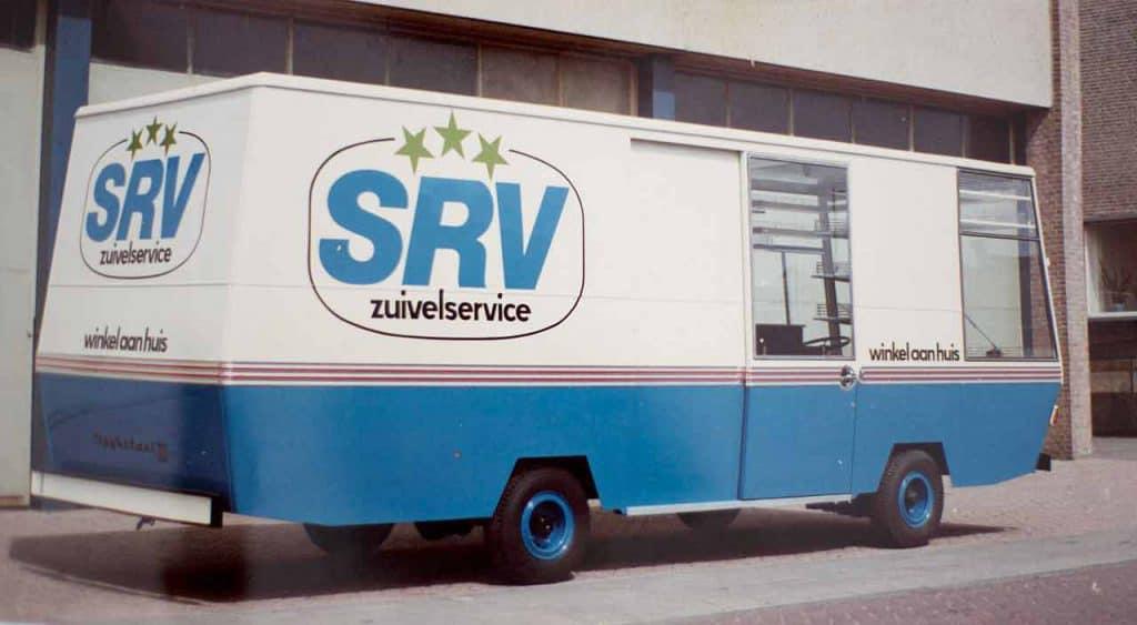 SRV-wagen-winkel