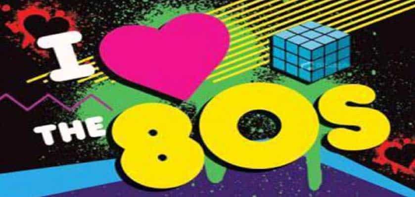 Wonderbaarlijk The 80's: deze 26 redenen maakten de jaren '80 zo bijzonder! YL-46