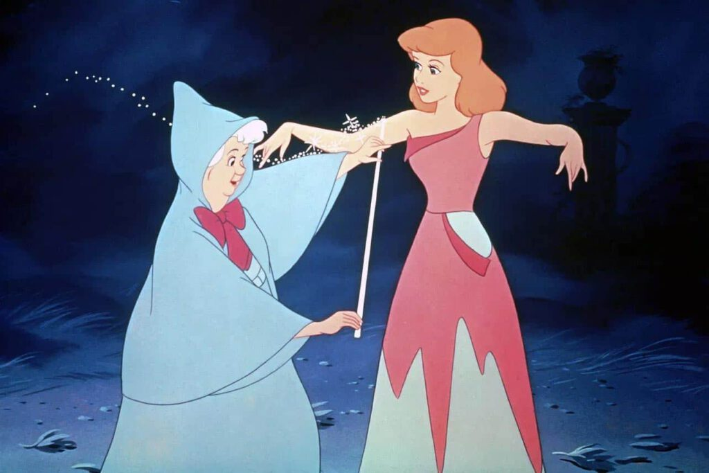 Cinderella Disney prinsessen